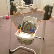 Best Graco Tall Baby Swing - Excellent Condition! for sale in ...
