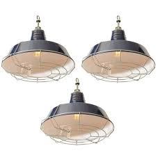 industrial pendant lighting. Lighting: Glossy Navy Blue Industrial Pendant Light Fixture With Lighting
