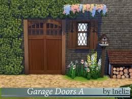 the sims 4 garage doors a