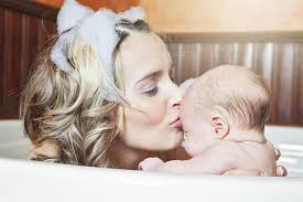How to Shower or Bath With Baby & Have a Fun Bonding Experience