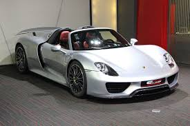 918 spyder white. porsche 918 spyder for sale dubai 1 image white e