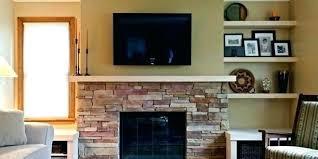 redo brick fireplace updating brick fireplace update old fireplace update brick fireplace with stone updating brick
