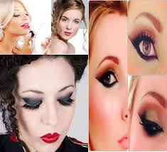 how to apply weddingparty makeup at home 2