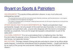 extended definition essay examples adding short definitions  essay examples of college essay topics bryant on sports 26 patriotism essay on patriotism definitive essayhtml