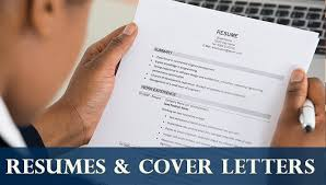 Resume Letter Enchanting Resumes Cover Letters Career Center CSUF