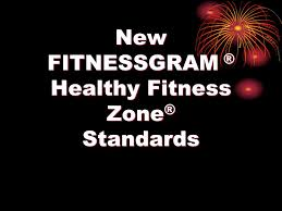 Fitnessgram Healthy Fitness Zone Chart 2018 New Fitnessgram Healthy Fitness Zone Standards Ppt