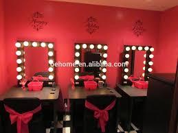 makeup vanity with led lights. hollywood glow vanity mirror with led lighting makeup vanity with led lights e
