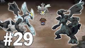 Pokemon Black 2 Việt Hóa #29 - Cách Bắt Zekrom Và Black Kyurem   Cách thực  hiện chi tiết các thủ thuật về game - BEM2.VN