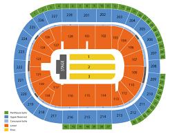 Sap Center Seating Chart Concert All Inclusive Hp Pavillion San Jose Concert Seating Chart Hp