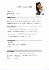 It Fresher Resume Format Download Mesmerizing Job Resume For Freshers Pdf Elegant Job Resume Format Download Free
