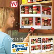 As Seen On Tv Spice Rack