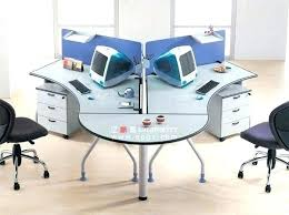 round office desk round office desk interior half round front office desk at rs set thane round office desk