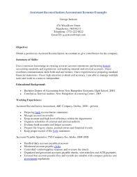 accounting assistant resume getessay biz best accounting assistant example livecareer in accounting assistant assistant reconciliation accountant example assistant inside accounting assistant