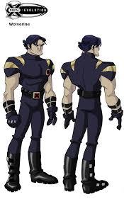 x men evolution western animation tv tropes much more functional uniform
