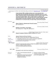 How To Write Resume For High School Students - Http://www ...