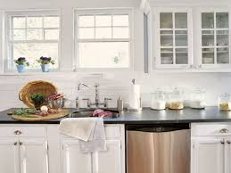 kitchen ideas white cabinets black countertop. Kitchen Backsplash Ideas For White Cabinets Black Countertops Countertop
