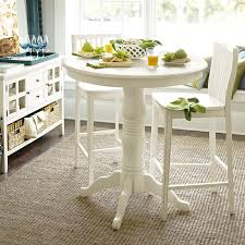 Pier One Kitchen Table Build Your Own Ronan Antique White Bar Table Collection Pier 1