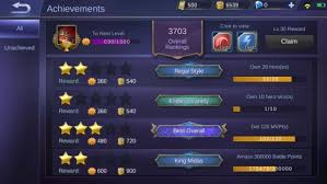 Mythic Rewards Chart How To Get More Battle Points In Mobile Legends Levelskip