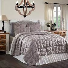 camille taupe bedding set luxury king quilt 105 x 120 2 shams 21x37 victorian heart