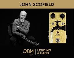 John Scofield Signature WaterFall | Lending a Hand - JAM pedals