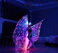 Light Solutions Etere Leds And Mirror Costumes