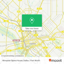 How To Get To Winspear Opera House In Dallas By Bus Or Light