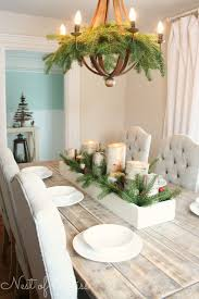 40 Best Christmas Table Settings Decorations And Centerpiece Ideas Delectable Dining Room Table Settings Decoration