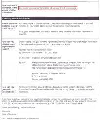 Annual Credit Report Form Bank Of America Letter Of Credit Httpwwwvalerynovoselskyorg 21