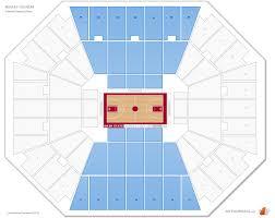 Beasley Coliseum Washington State Seating Guide