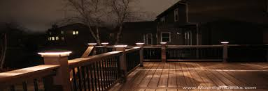 Low Voltage Deck Lighting With Lighted Post Caps Moonlight Decks Rh  Moonlightdecks Com Low Voltage Post Cap Lights 4x4 4x4 Post C