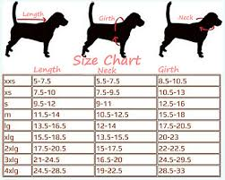 Pet Clothes Size Chart Dog Cat Jumpsuit Romper Clothes Pet Dog Jacket Coat Dog Costume