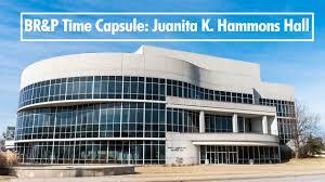 Br P Time Capsule Juanita K Hammons Hall Br P