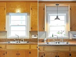 kitchen pendant lighting over sink kitchen pendant lights over sink