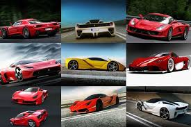 The ferrari 250, built from 1953 to 1964, is the gold standard of classic ferrari cars. World S No 1 Cars All Ferrari Models World No 1 Car Ferrari