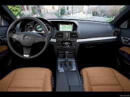 2010 Mercedes-Benz E-Class Coupe - Interior Front Seats View Photo ...