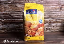 <b>Мука пшеничная Nordic</b> - ЭкоФерма