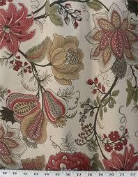Sonia Berry Fabric | Prints, Vintage, Drapery fabric