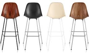 eames® molded wood stool  hivemoderncom