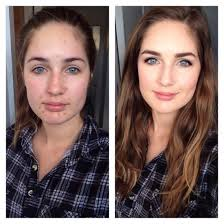 contouring before and after asian makeup transform pic source