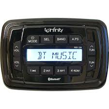 s best marine stereos rock the boat audio infinity prv250 am fm mp3 usb port bluetooth audio streaming 239 95 click for price