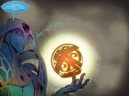 dota 2 gets comic for upcoming oracle hero new workshop voting system