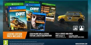 new car game releasesNews  New Driving Game Releases DiRT Rally PS4Xbox OnePC