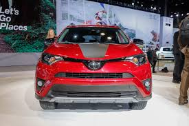2018 Toyota RAV4 Adventure Makes its Debut in the Windy City ...