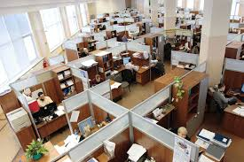 office cubicle lighting. Human Centric Lighting: The Effects Of Light On Employees Office Cubicle Lighting