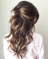 Half Up Half Down Wedding Hairstyles 35 Amazing Wedding Wedding Hairstyles Down Elegant 24 Best Konfirmationh¥r