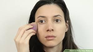 image led bake your makeup step 4
