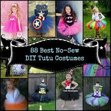tutu costume collage