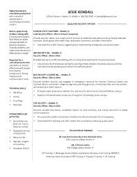 criminal justice resume objective examples security officer resume objective  examples guard security officer resume builder login