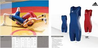 Adidas Wrestling Suit Women W8 Red Color 293250 Singlet Applet From Gaponez Sport Gear