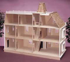 wooden dollhouse plans free awesome free wooden barbie dollhouse plans plan toys furniture diy doll